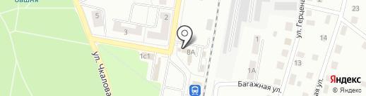 У Татьяны на карте Гатчины