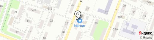 Duage Ma на карте Гатчины