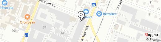 Банкомат, Банк ВТБ 24, ПАО на карте Гатчины
