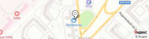 Сервисный центр на карте Гатчины