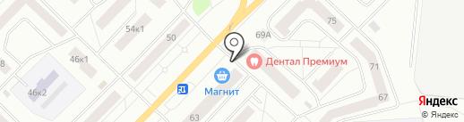 Ventaglio point на карте Гатчины