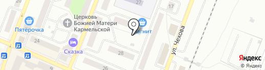 Comepay на карте Гатчины