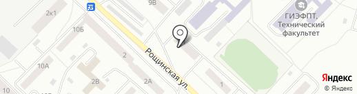Агентство недвижимости Ирины Лобановой на карте Гатчины