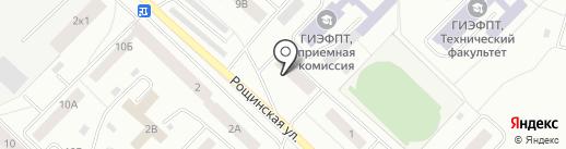 УралСиб на карте Гатчины