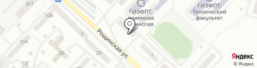 Vergin-avto на карте Гатчины