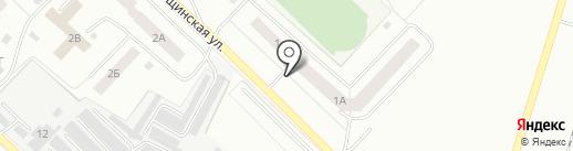 Табачная лавка на карте Гатчины