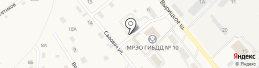 Дебют-Авто на карте Пригородного