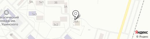 Орбита-Сервис на карте Гатчины