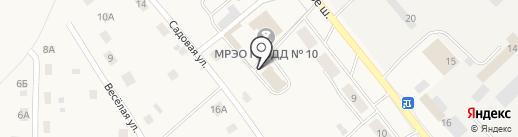 Сауна на карте Пригородного