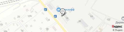 Центр кузовных и малярных работ на карте Пригородного