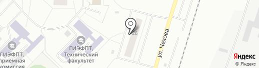 М-СТАЙЛ на карте Гатчины