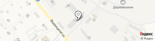 Автогарант на карте Пригородного