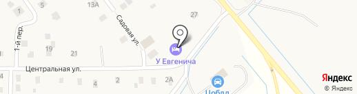 У Евгенича на карте Пригородного