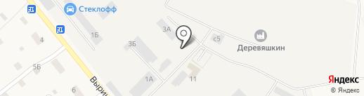 Скат на карте Пригородного