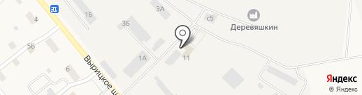 Автомастерская на карте Пригородного
