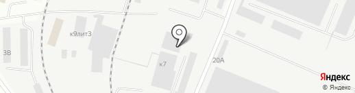 КЛАН на карте Гатчины