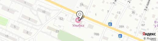 Улыбка на карте Сертолово