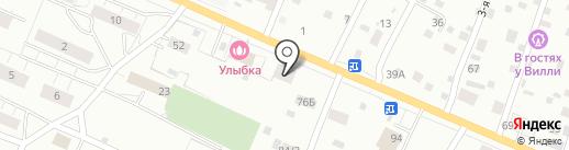 У Валентина на карте Сертолово