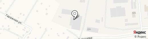 Fortrent на карте Малого Верево
