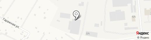 ЭЛТЕТЕ САНКТ-ПЕТЕРБУРГ, ЗАО на карте Малого Верево