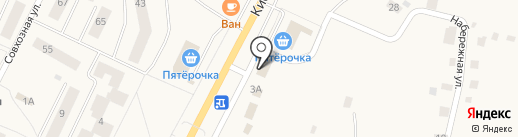Ваш мастер на карте Малого Верево