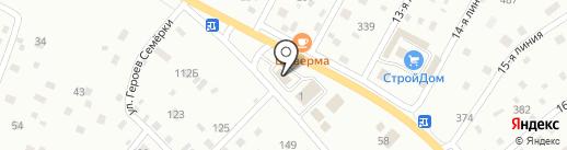 ГРУНТСЕРВИС на карте Сертолово