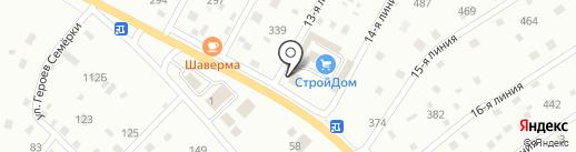 Компания по производству теплоблоков на карте Сертолово
