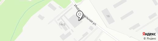 Город Мастеров на карте Сертолово