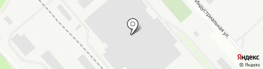 211 КЖБИ на карте Сертолово