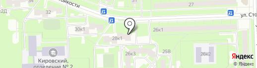 Торговый Дом Аркуда на карте Санкт-Петербурга
