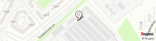 ТЕХТАЗИК на карте Сертолово