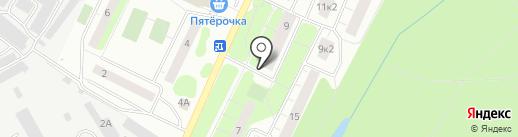 Платежный терминал, Сбербанк, ПАО на карте Сертолово