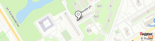 Петербургская сбытовая компания на карте Сертолово