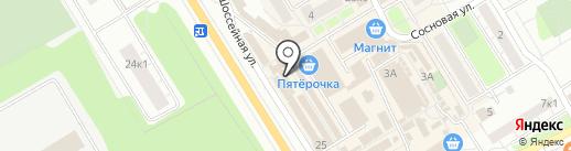 Магазин товаров для сада на карте Сертолово