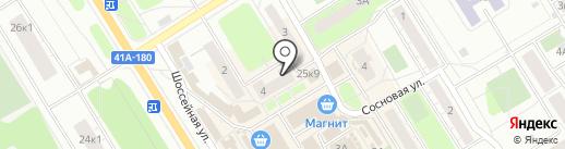 Русский Фонд Недвижимости СПб на карте Сертолово