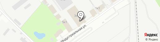 Скания Сервис на карте Сертолово