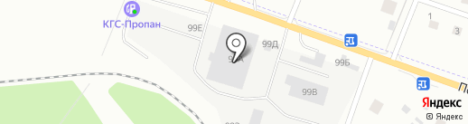 Ай Эс Пи Групп на карте Сертолово
