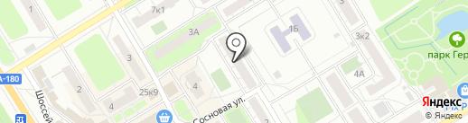Сантех сервис на карте Сертолово