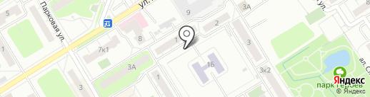 Шумофф на карте Сертолово