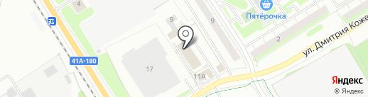 Пивная столица на карте Сертолово