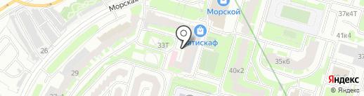Горняк, ТСЖ на карте Санкт-Петербурга