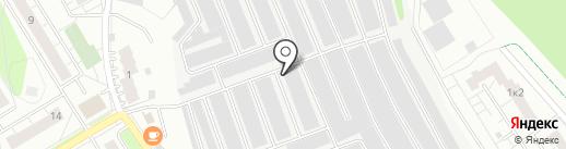 Сервис Бест на карте Сертолово
