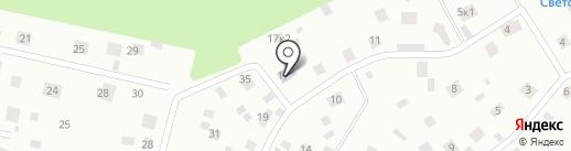 Теремок на карте Сертолово