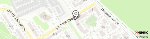Адвокатский кабинет Сапожникова О.Е. на карте Сертолово