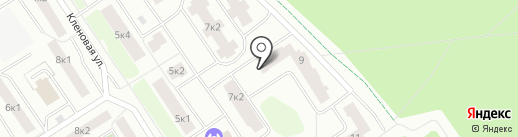 Леноблинвентаризация на карте Сертолово
