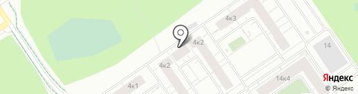 Единый центр новостроек Тренд на карте Сертолово