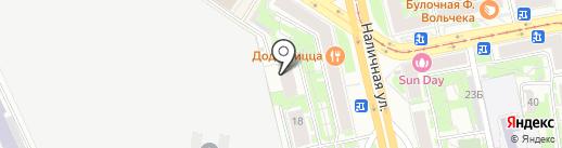 008 на карте Санкт-Петербурга