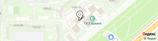 Почтовое отделение №303 на карте Санкт-Петербурга