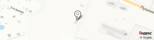 ВЕКТОРДООРС на карте Малого Карлино