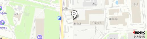 Первое Автомобильное Агентство на карте Санкт-Петербурга